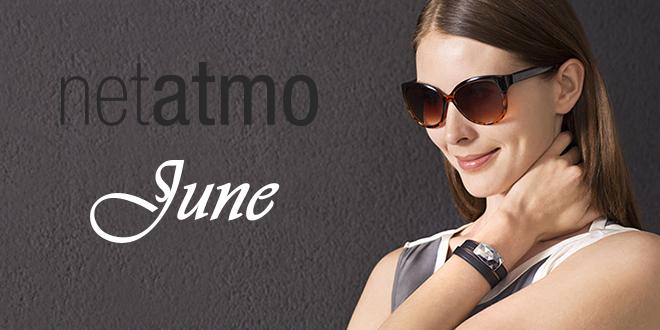 Netatmo June Bracelet Lede